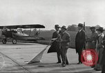 Image of Ford Airplane Reliability Tour Dearborn Michigan USA, 1929, second 7 stock footage video 65675066169