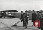 Image of Ford Airplane Reliability Tour Dearborn Michigan USA, 1929, second 8 stock footage video 65675066169