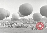 Image of Gordon Bennett Balloon Race United States USA, 1928, second 1 stock footage video 65675066192