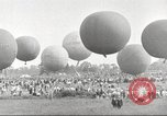Image of Gordon Bennett Balloon Race United States USA, 1928, second 3 stock footage video 65675066192