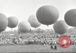 Image of Gordon Bennett Balloon Race United States USA, 1928, second 4 stock footage video 65675066192