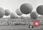 Image of Gordon Bennett Balloon Race United States USA, 1928, second 5 stock footage video 65675066192