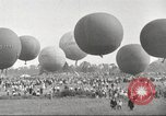 Image of Gordon Bennett Balloon Race United States USA, 1928, second 6 stock footage video 65675066192