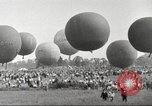 Image of Gordon Bennett Balloon Race United States USA, 1928, second 7 stock footage video 65675066192