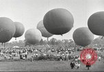 Image of Gordon Bennett Balloon Race United States USA, 1928, second 8 stock footage video 65675066192