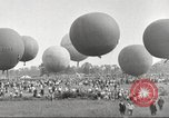 Image of Gordon Bennett Balloon Race United States USA, 1928, second 10 stock footage video 65675066192