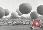 Image of Gordon Bennett Balloon Race United States USA, 1928, second 12 stock footage video 65675066192