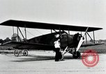 Image of biplane and monoplane United States USA, 1926, second 2 stock footage video 65675066205