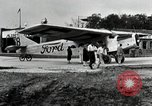 Image of Ford single engine aircraft United States USA, 1926, second 2 stock footage video 65675066206