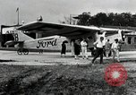 Image of Ford single engine aircraft United States USA, 1926, second 4 stock footage video 65675066206