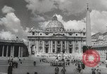 Image of Pope blesses American troops Vatican City Rome Italy, 1944, second 9 stock footage video 65675066219