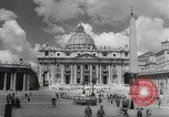 Image of Pope blesses American troops Vatican City Rome Italy, 1944, second 10 stock footage video 65675066219