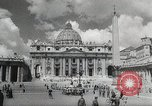 Image of Pope blesses American troops Vatican City Rome Italy, 1944, second 11 stock footage video 65675066219