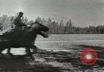 Image of Red Army maneuvers Soviet Union, 1940, second 9 stock footage video 65675066226