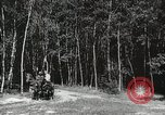Image of Red Army maneuvers Soviet Union, 1940, second 8 stock footage video 65675066227