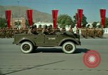 Image of Afghan Army parade Kabul Afghanistan, 1968, second 11 stock footage video 65675066228