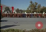 Image of Afghan Army parade Kabul Afghanistan, 1968, second 9 stock footage video 65675066229