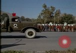 Image of Afghan Army parade Kabul Afghanistan, 1968, second 10 stock footage video 65675066229