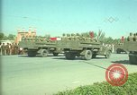 Image of Afghan Army parade Kabul Afghanistan, 1968, second 8 stock footage video 65675066230