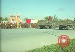 Image of Afghan Army parade Kabul Afghanistan, 1968, second 10 stock footage video 65675066230
