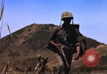 Image of 27th Marine Regiment Corps Camp Pendleton California USA, 1967, second 5 stock footage video 65675066245