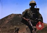 Image of 27th Marine Regiment Corps Camp Pendleton California USA, 1967, second 6 stock footage video 65675066245