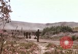 Image of training maneuvers Camp Pendleton California USA, 1967, second 2 stock footage video 65675066247