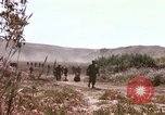 Image of training maneuvers Camp Pendleton California USA, 1967, second 3 stock footage video 65675066247
