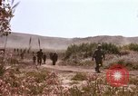 Image of training maneuvers Camp Pendleton California USA, 1967, second 6 stock footage video 65675066247