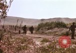 Image of training maneuvers Camp Pendleton California USA, 1967, second 8 stock footage video 65675066247