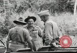 Image of U.S. General Robert Eichelberger Buna New Guinea, 1943, second 1 stock footage video 65675066259