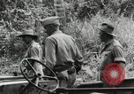 Image of U.S. General Robert Eichelberger Buna New Guinea, 1943, second 4 stock footage video 65675066259
