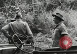 Image of U.S. General Robert Eichelberger Buna New Guinea, 1943, second 6 stock footage video 65675066259