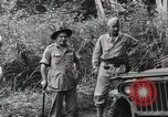 Image of U.S. General Robert Eichelberger Buna New Guinea, 1943, second 7 stock footage video 65675066259