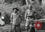 Image of U.S. General Robert Eichelberger Buna New Guinea, 1943, second 8 stock footage video 65675066259
