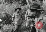 Image of U.S. General Robert Eichelberger Buna New Guinea, 1943, second 10 stock footage video 65675066259