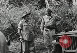 Image of U.S. General Robert Eichelberger Buna New Guinea, 1943, second 11 stock footage video 65675066259
