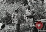 Image of U.S. General Robert Eichelberger Buna New Guinea, 1943, second 12 stock footage video 65675066259