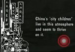 Image of poor children China, 1932, second 1 stock footage video 65675066265