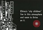 Image of poor children China, 1932, second 3 stock footage video 65675066265