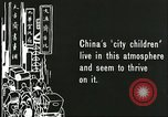 Image of poor children China, 1932, second 5 stock footage video 65675066265