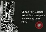 Image of poor children China, 1932, second 7 stock footage video 65675066265