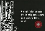 Image of poor children China, 1932, second 9 stock footage video 65675066265