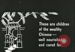 Image of Chinese children China, 1932, second 4 stock footage video 65675066273