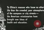 Image of Chinese children China, 1932, second 5 stock footage video 65675066274