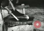 Image of salt wells Tze-Kung China, 1944, second 10 stock footage video 65675066277