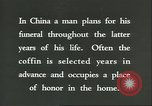 Image of funeral procession China, 1932, second 2 stock footage video 65675066294