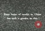 Image of life of rich and poor China, 1932, second 3 stock footage video 65675066296