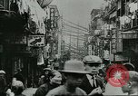 Image of street life China, 1932, second 11 stock footage video 65675066297