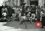 Image of street performers China, 1932, second 12 stock footage video 65675066298